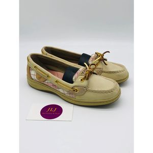 Sperry Women's Angelfish Boat Shoes Size 5.5